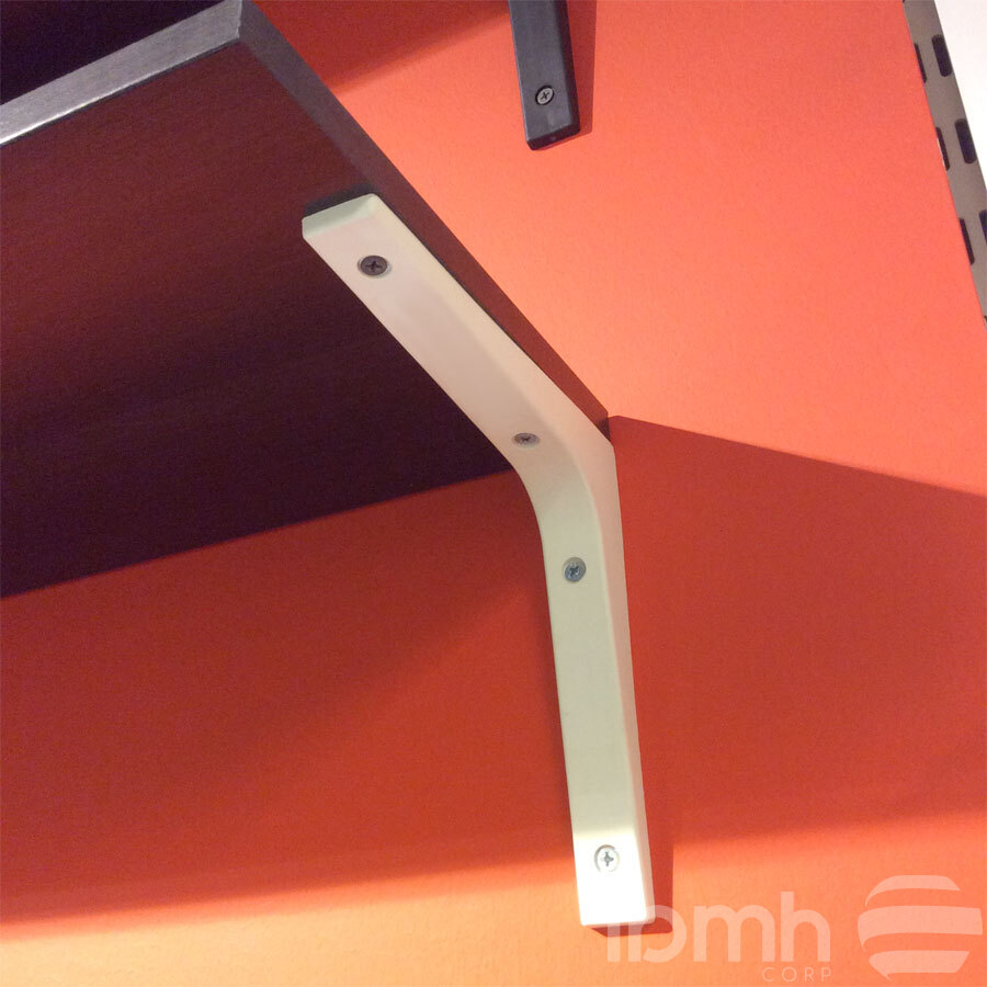 Shelf Supports & Glass Clamp