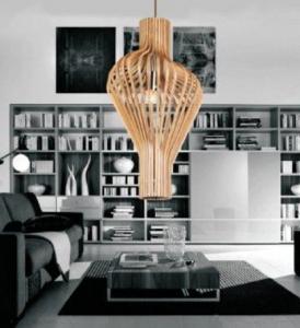 Lámpara Decorativa MDF