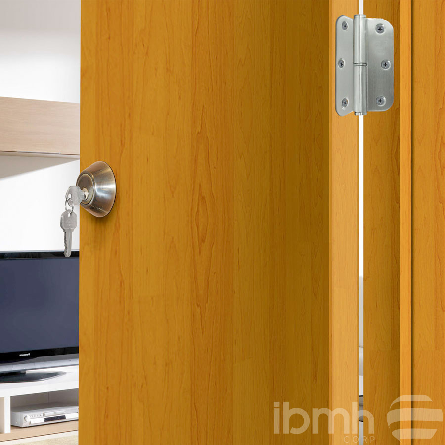 Wooden Living Door Hinges