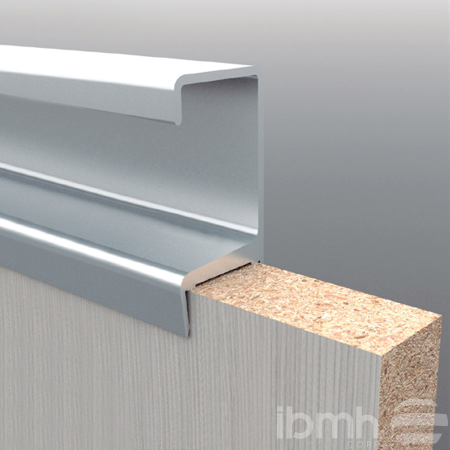 Importar Perfiles Tirador y Cantoneras en Aluminio de China - IBMHCORP