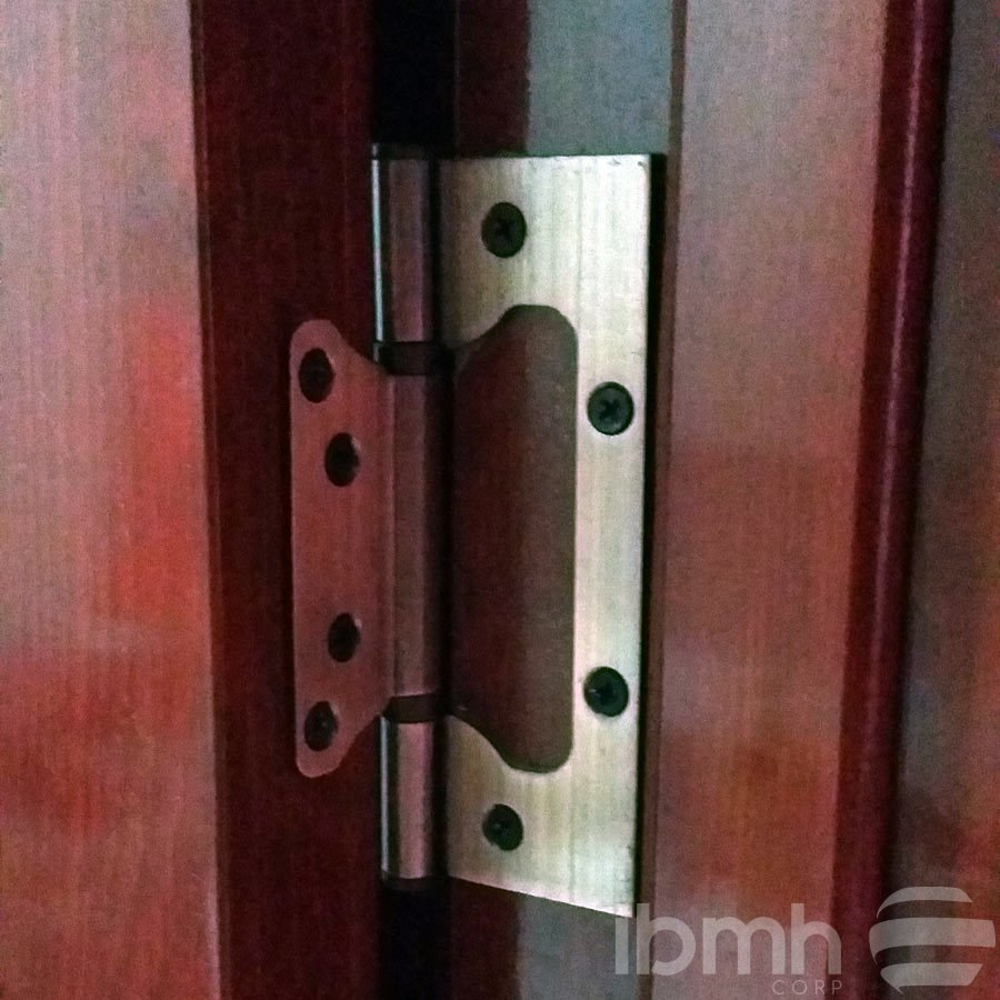 Product Line Managed By Ibmh Flush Hinges