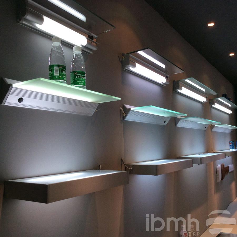 Luces Para Muebles De Cocina. Latest Perfil De Aluminio Para Mueble ...