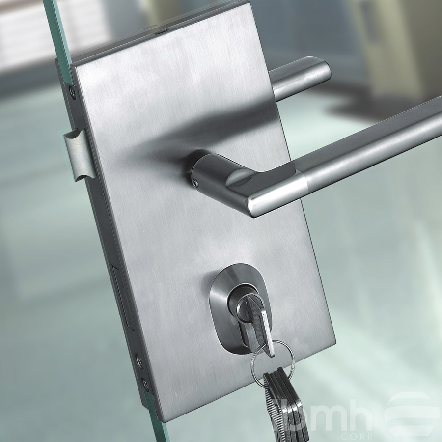 Glass Door Lock