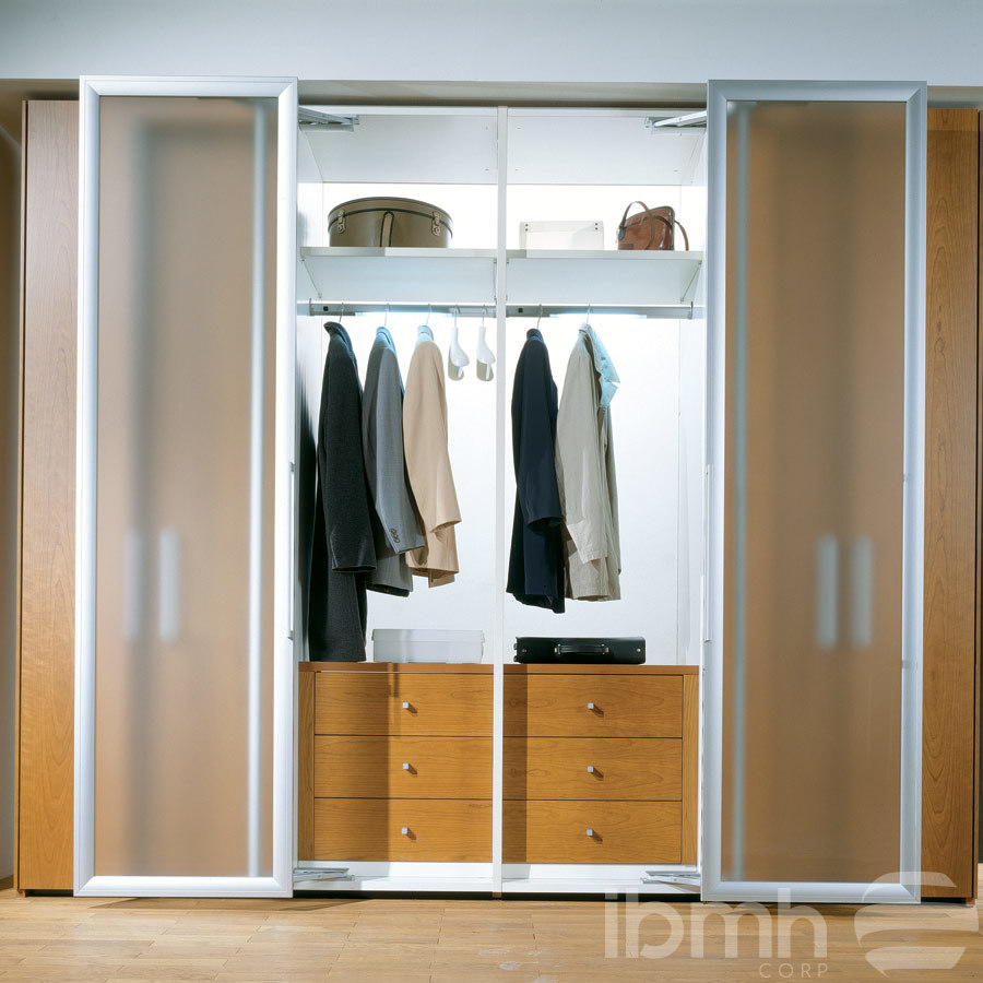 Product Line managed by IBMH | Lateral Opening Doors System