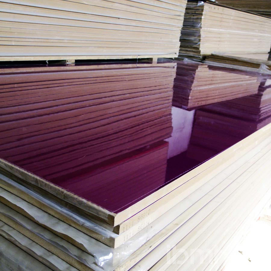 UV High Gloss Board