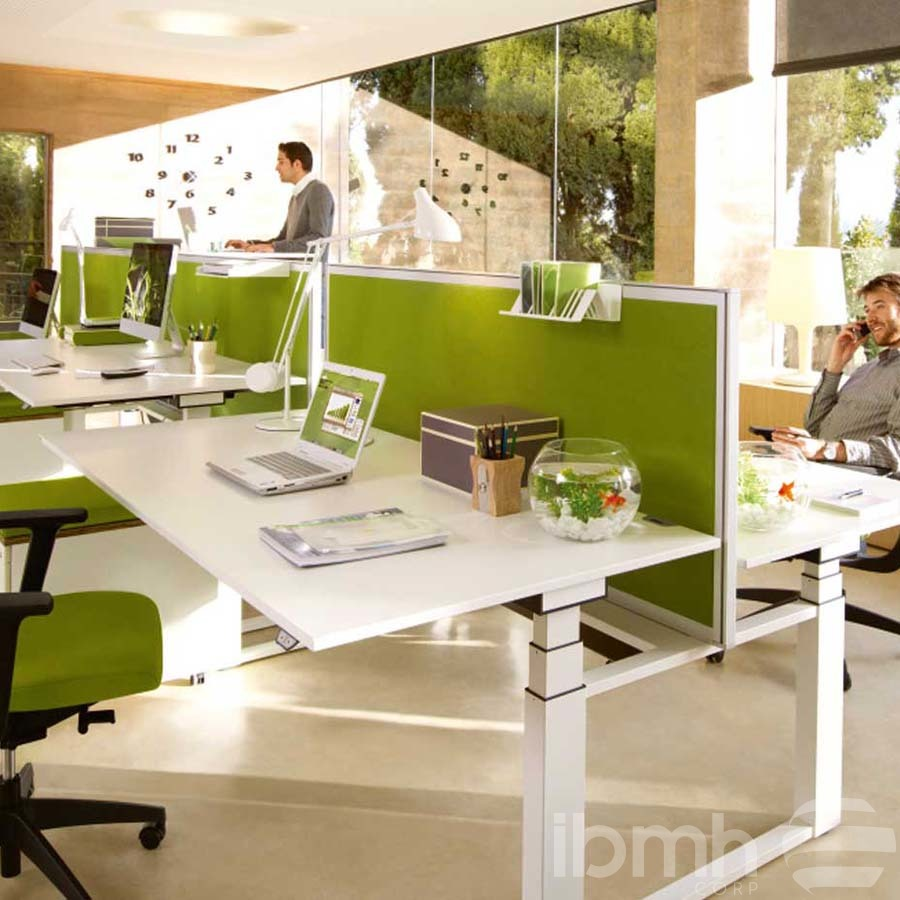 mesas regulables en altura oficina electricas herrajes telescopicas height adjustable tables electric office telescopic ta
