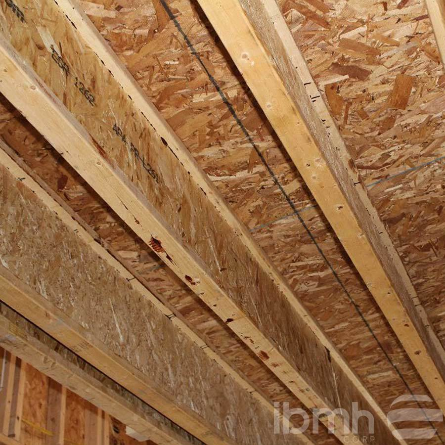 Construction Grade Particle Board ~ Product line managed by ibmh osb boards