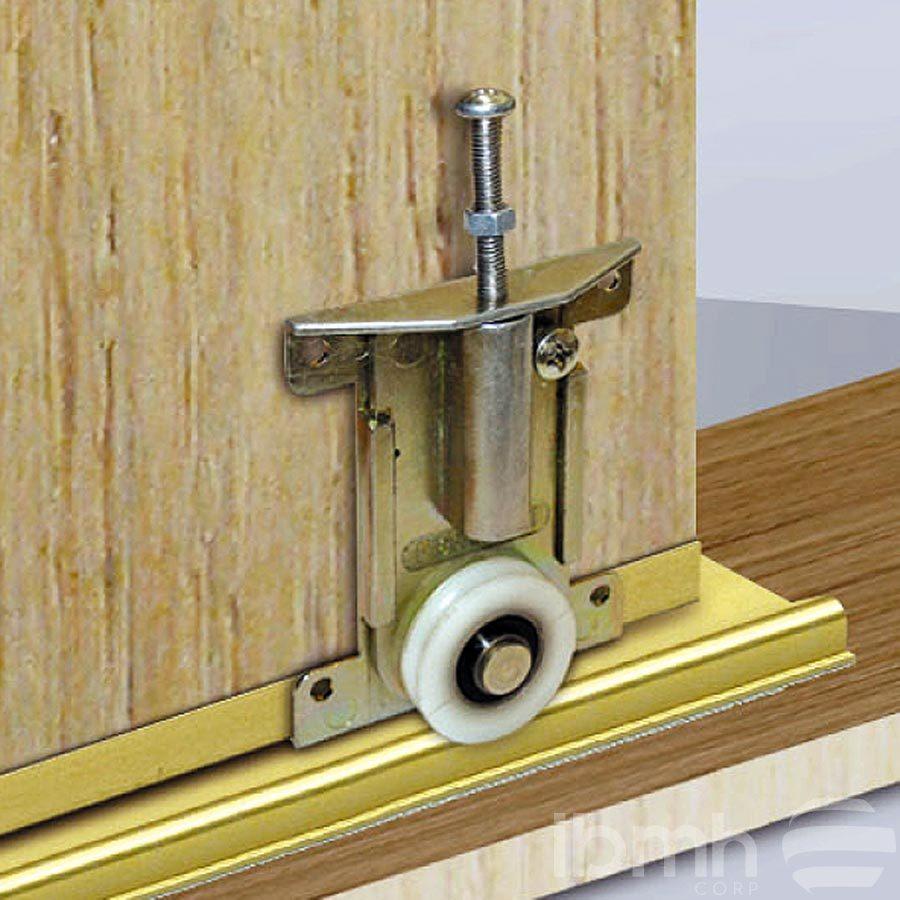 L neas de productos gestionados rodamientos para puertas for Herrajes para puertas corredizas