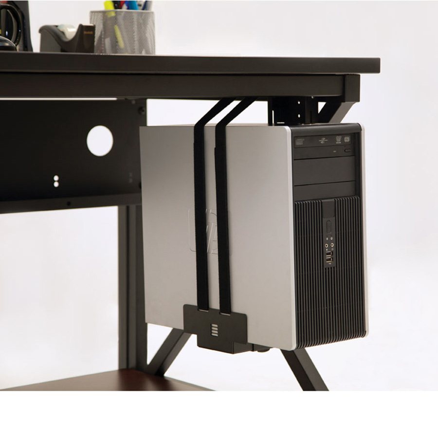 soporte colgador ordenador sujetador para cpu vertical cpu support vertical cpu bracket gallery cpu holders and stands computer support offices desk cpu holder
