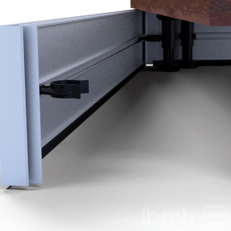 Líneas de Productos Gestionados | Zócalos de Aluminio y PVC