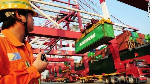 exceso producción china