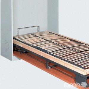 Herraje y complemento camas abatibles la cama abatible - Mecanismo para camas abatibles ...