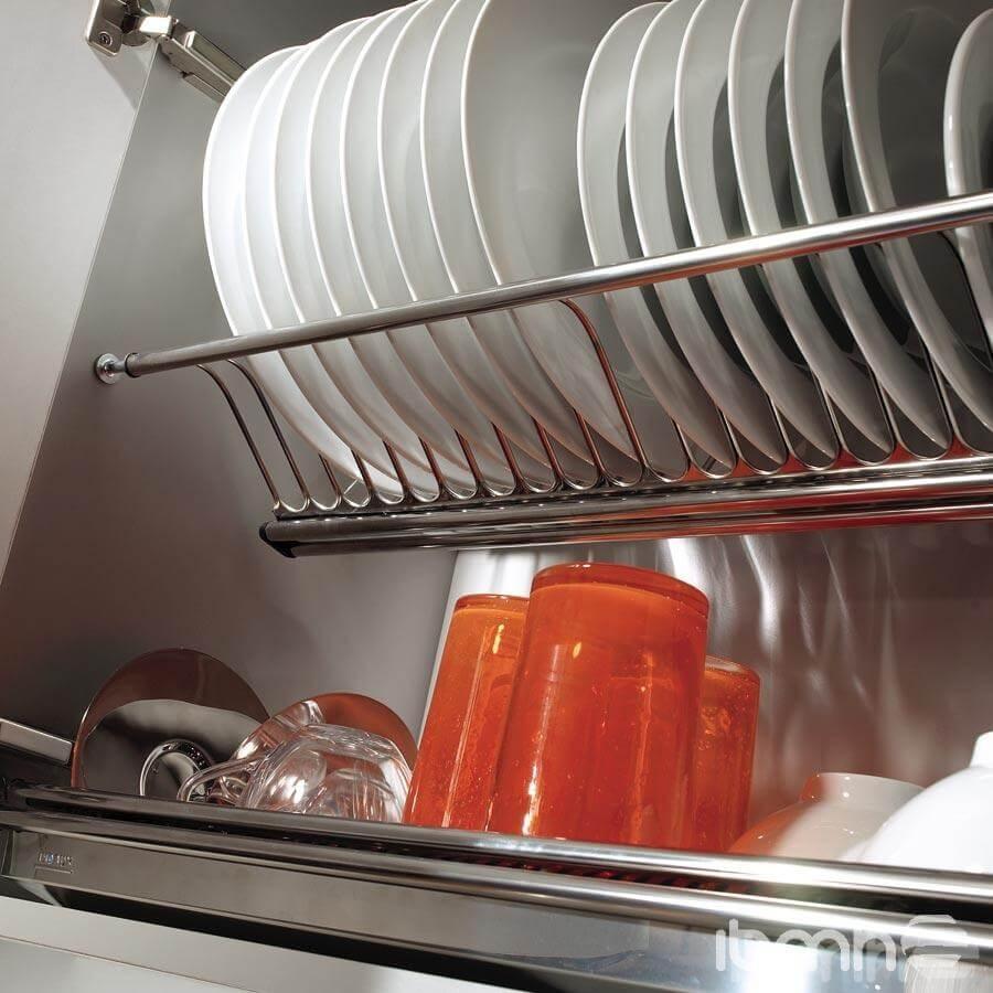 Producto destacado herraje escurreplatos for Armario platero cocina