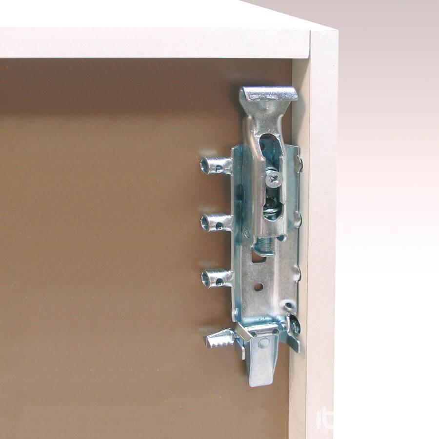 Producto destacado herraje colgador oculto for Colgar muebles de cocina