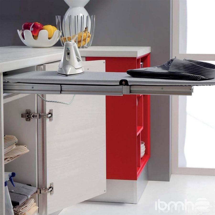 Producto destacado tabla de planchar extra ble for Mueble que se convierte en mesa