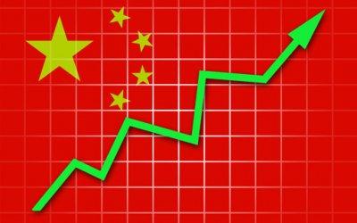 El crecimiento del mercado chino