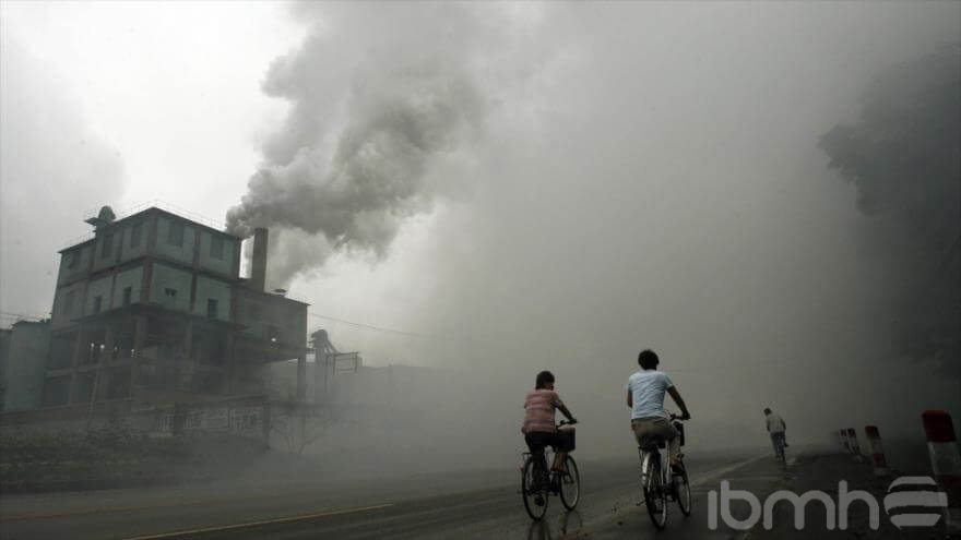 Also the Small Factories are forced to close by the application of the Environmental Law