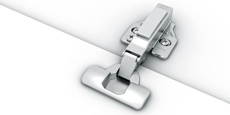 Expand your hardware selection with the premium hinge, an innovative design with maximum functionality