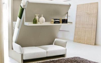 Producto destacado: herrajes ahorra-espacio para camas abatibles
