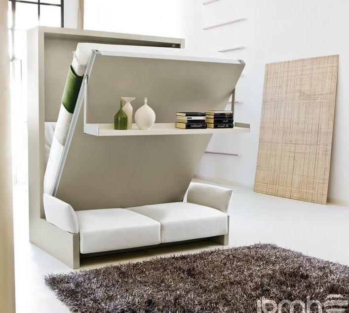 herrajes ahorra-espacio para camas abatibles