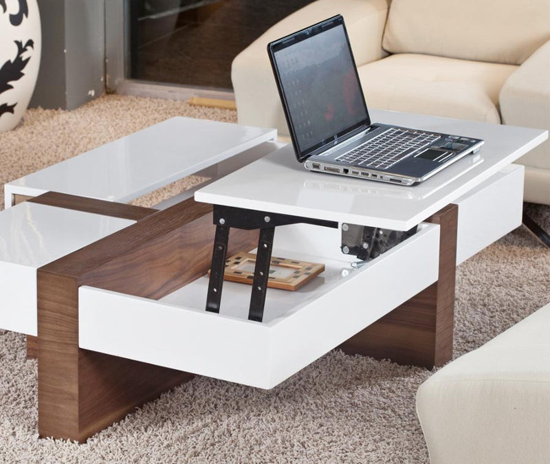 Featured product: Elevating Hinges for Coffee Tables