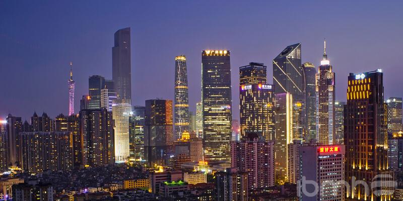 Guangzhou es la mejor ciudad para los negocios de herrajes