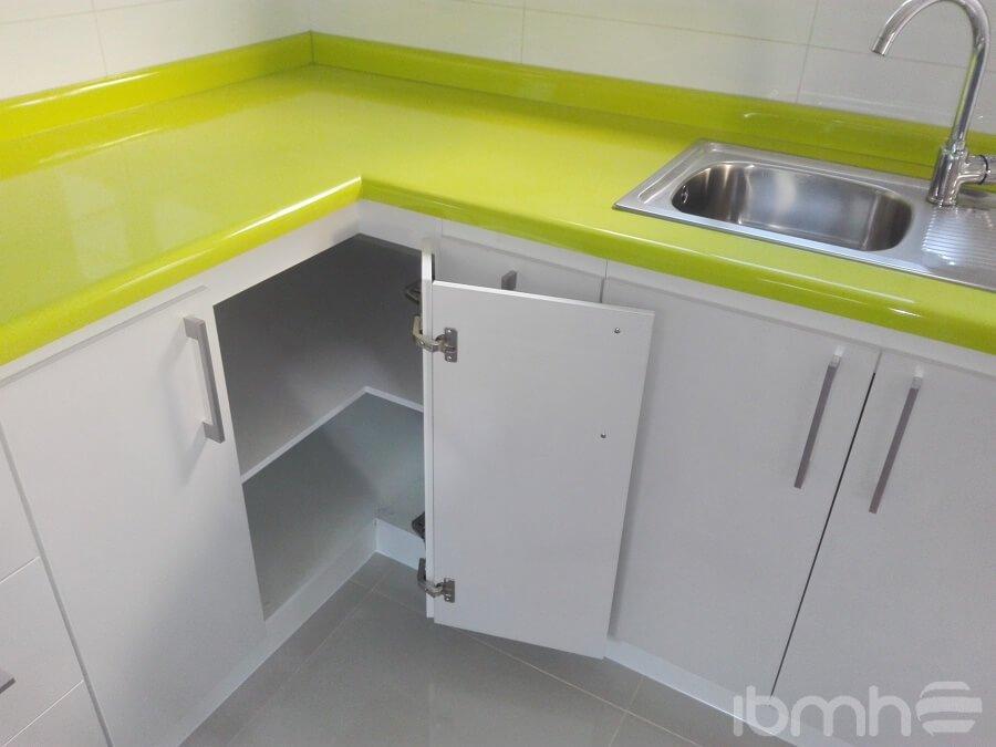 Producto destacado: Kit de 4 bisagras para muebles de cocina en ...