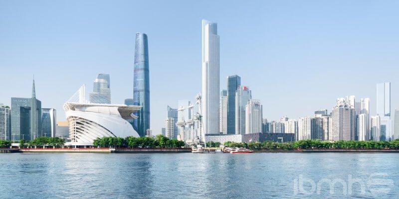 IBMH en Guangzhou
