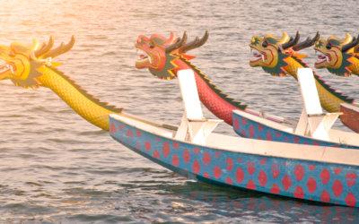 Viaje de negocios durante el Festival del Barco del Dragón