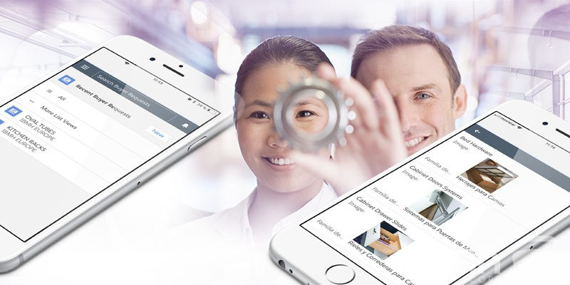 exclusiva App para clientes de IBMH