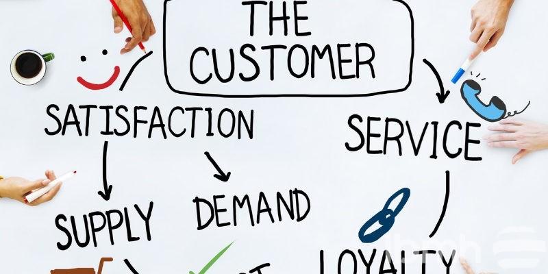 buena atención al cliente en la fase pre-venta