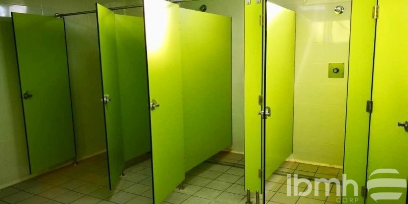 Import hardware and accessories for restroom partitions with the best quality