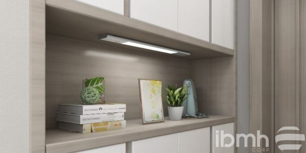 Venus LED light with motion sensor, one of IBMH's featured products