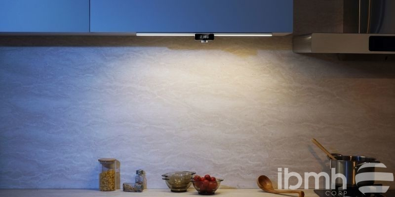 the latest generation in kitchen cabinet lighting