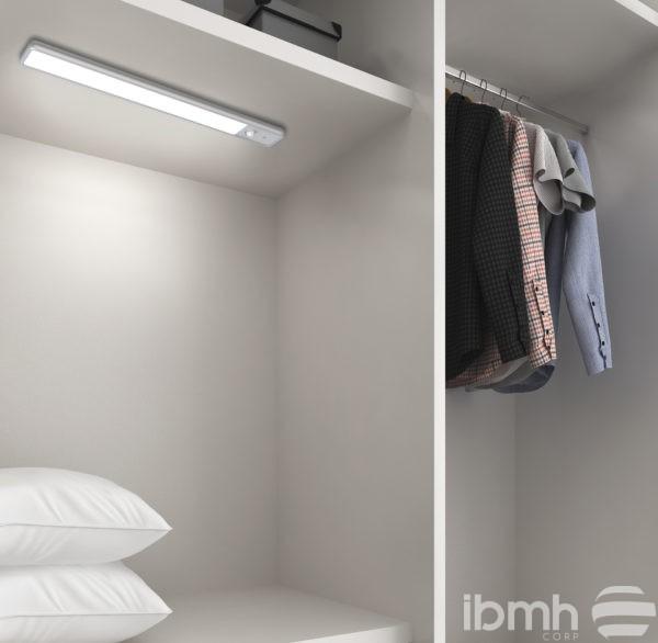 Luz LED Flora con sensor de movimiento para muebles