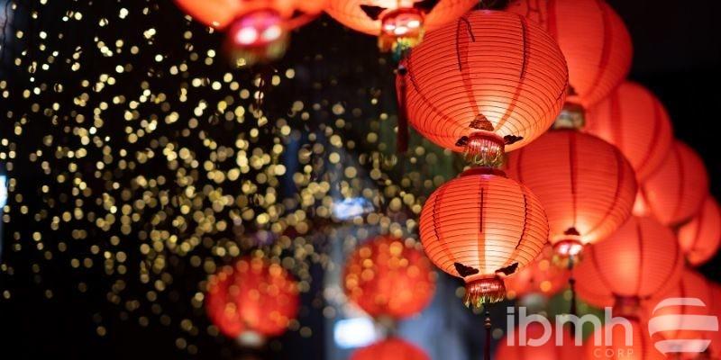¿Por qué el color rojo es tan importante en china?
