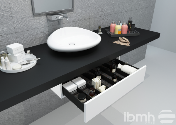 You can now import extra-slim drawer from China with IBMH