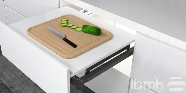 Removable Kitchen Table with Soft Closing: Import from China with IBMH