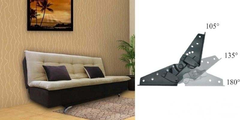 "The ""Hardware for Swing Sofa Beds"" is another featured IBMH product"